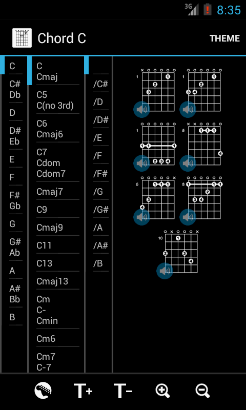 Guitar Chords Free 107 Apk Download Android Music Audio Apps