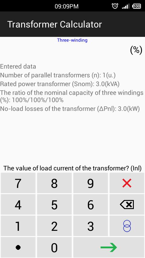 Transformer calculator 102 apk download android tools apps transformer calculator 102 screenshot 6 greentooth Gallery