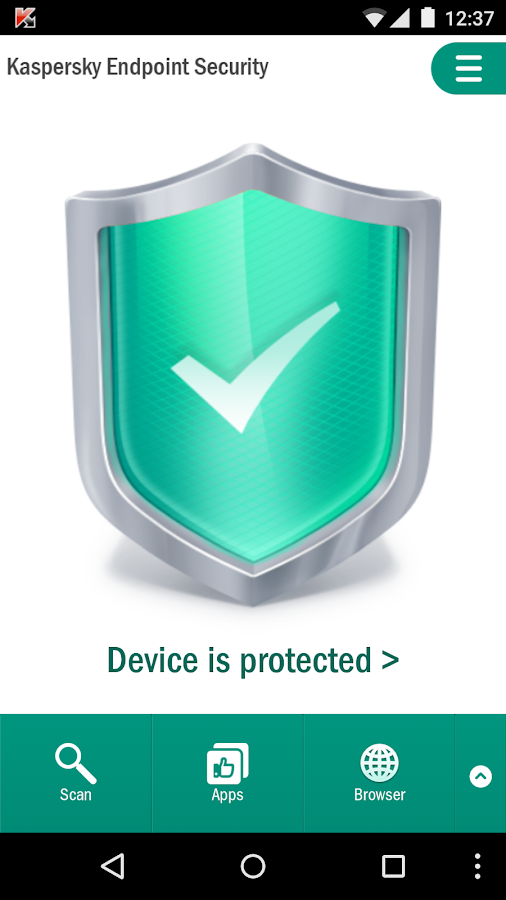 kaspersky endpoint security 10 7 0 106 apk android