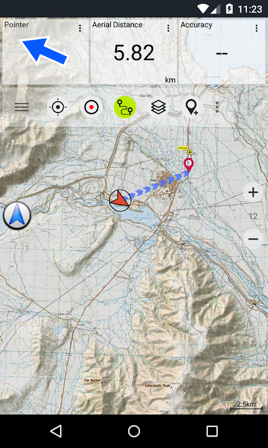New Zealand Topo Maps Pro 458 APK Download Android cats
