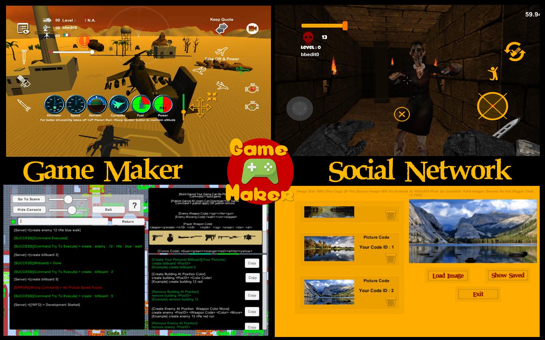 Game maker color picker - Game Maker Social Pro 5 5 5 Screenshot 1