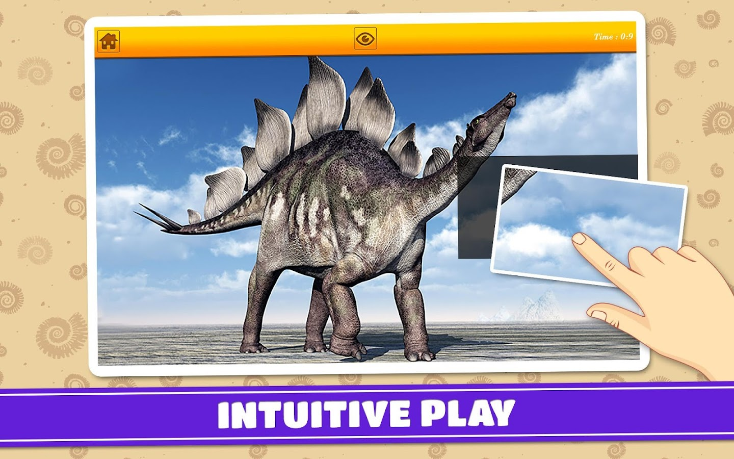 Dinosaurs 3D Kids Puzzles 1 0 APK Download Android