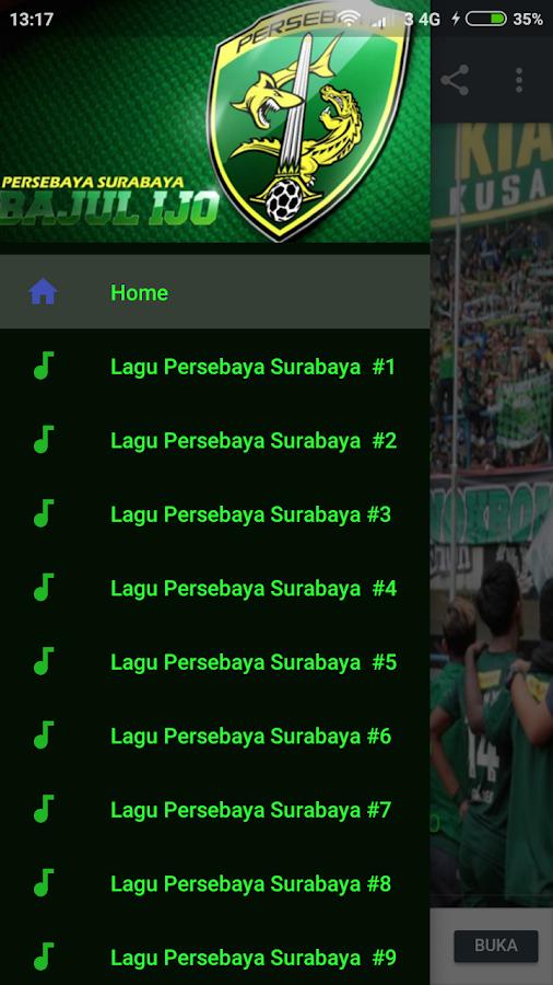 Lagu Persebaya Surabaya 1 0 Apk Download Android Music Audio