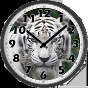 White Tiger Clock 1.1