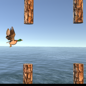 Flappy Duck Challenge Real 3D 2