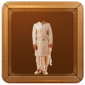Man Traditional Photo Suit 1.0