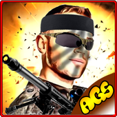 Gun War Battle 3D: Free Games 1.0