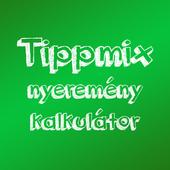 Tippmix nyeremény kalkulátor 1.1