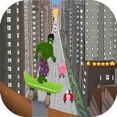 adventure green hero avengers 1.0