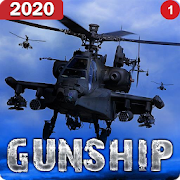 🚁 Gunship Helicopter Strike 🚁 3D Battle Chaos 3.7