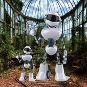 Abandoned Robotic Place Escape 1.0.0