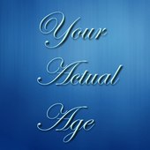 What is your actual age? 1.0.1