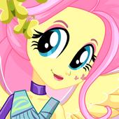 Archery Pinkie Pie Rarity Fluttershy TwilightOriStoneSimulation