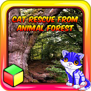 Cat Rescue From Animal Forest V1.0.0.0