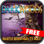 FREE Dark Woods Hidden Objects 2.2.0