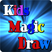 Kids Magic Draw - Neon Doodle 1.2.0
