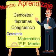 Demostrar teoremas congruencia 1.0.0