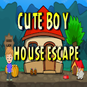 Cute Boy House EscapeGames2JollyAdventure