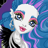Ghouls Monsters Fashion Dress Up Game 108