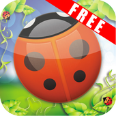 FREE Marble Solitaire LadyBug 2.0.0