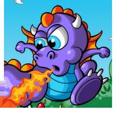 Run Hopy Run - Dragon game