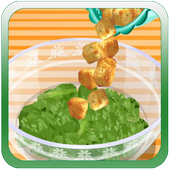 Salad Maker - Cookin GameChaseZapArcade