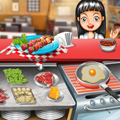 Cooking Stand Restaurant Game v3.1.1