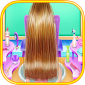 Baby Girl Braided Hairstyles - Games For Girls 2