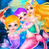 Mermaid Newborn Twins Care 1.3