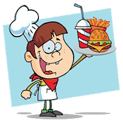 Burger combo meal cooking game 2.0.4