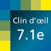 Clin d'oeil 7.1e 1.0.31
