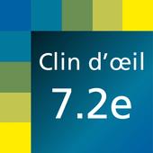 Clin d'oeil 7.2e 1.0.31
