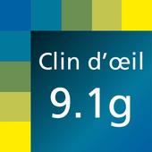 Clin d'oeil 9.1g 1.0.5