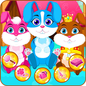 Baby bunny grooming makeover 1.0.2