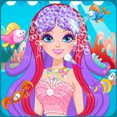 Mermaid hair salon 1.0.3