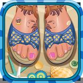 Toe nail design 1.0.4