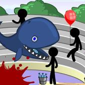 Aquarium Death:Stickman 1.0.0