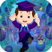 Best Escape Games38 - Joyful Graduated Boy Rescue 1.0.0
