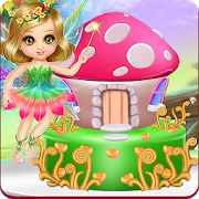 Fairy Cake House Cooking 1.0.3