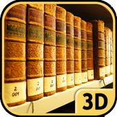 Escape 3D: Library 2.0