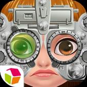 Tiny Girl's Eyes Cure 1.0.0