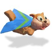 Glidey Squirrel