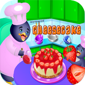 cheesecake cooking and recipes girls games 3.0.0