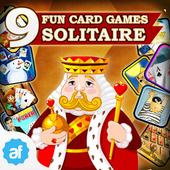 9 Fun Card Games - Solitaire 1.0.46