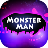 Monster Man Slide Puzzle 1.0.0