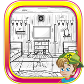 B and W House Escape 1.0.0