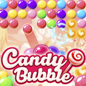 Candy Bubble Shooter Free - Bubble Games for Girls 3.1.4