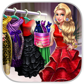 Dress up Game: Sery RunwayDolly Dress upCasual
