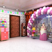 Escape From Girl BirthdayParty