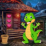 air.com.games4king.CuteCrocodileRescueBestEscapeGame399 icon
